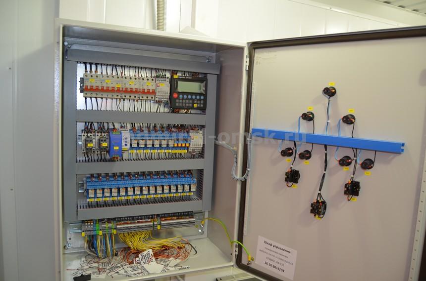 Оборудование насосных станций