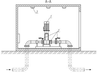 Стоимость подкачивющей станции в водонапорной башни